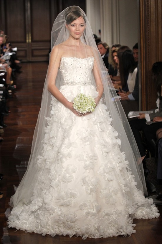 wedding dress fall 2012 bridal gowns romona keveza RK299