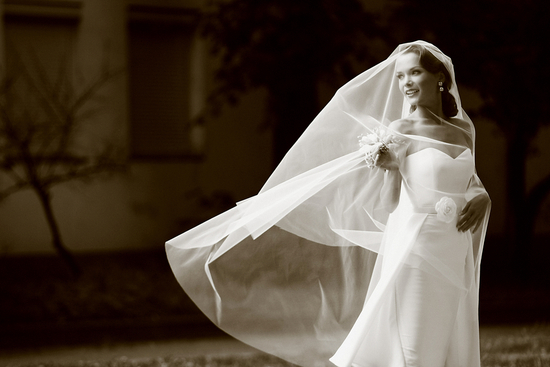 photo of Trend Spotting: The Drop Veil