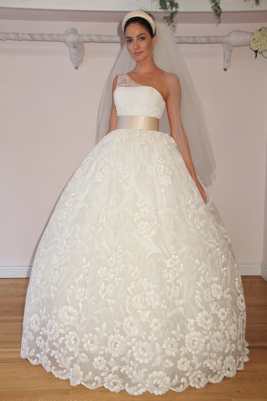 wedding dress fall 2012 bridal gowns randi rahm 14