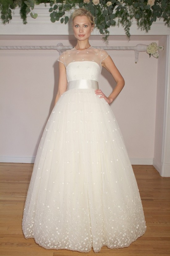 wedding dress fall 2012 bridal gowns randi rahm 1