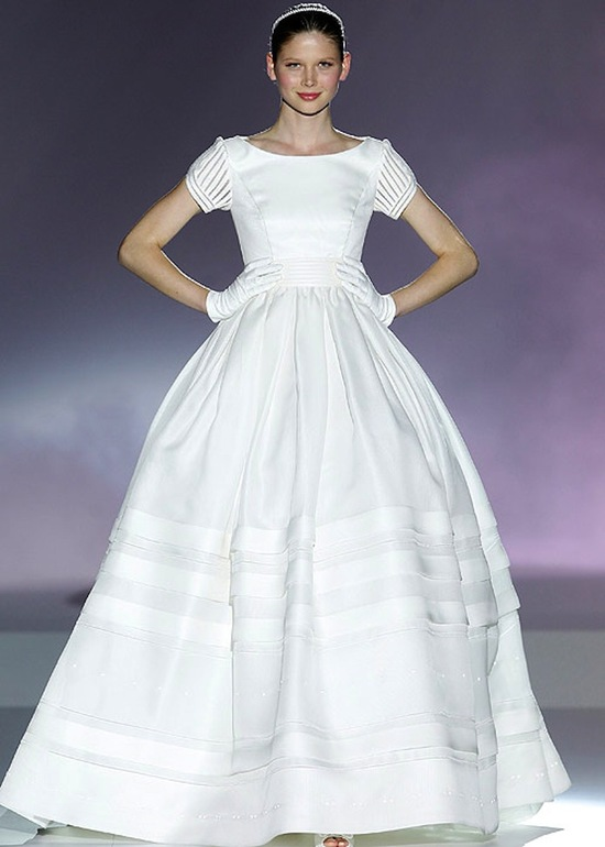 wedding dress by Rosa Clara 2013 bridal gowns 2