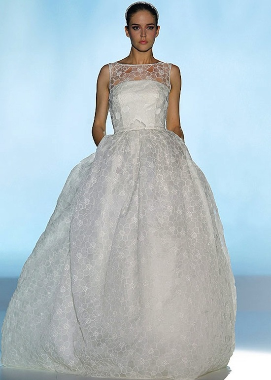 wedding dress by Rosa Clara 2013 bridal gowns 6