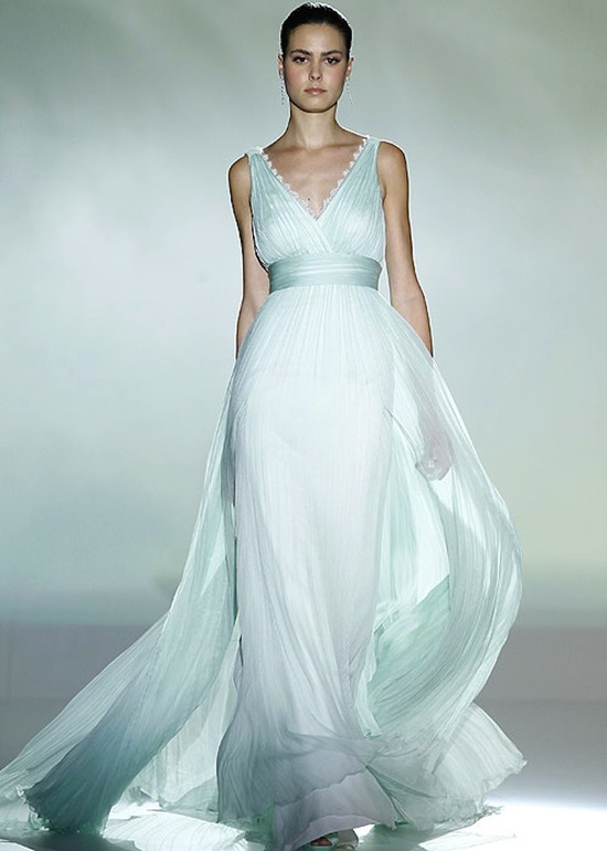 wedding dress by Rosa Clara 2013 bridal gowns 9