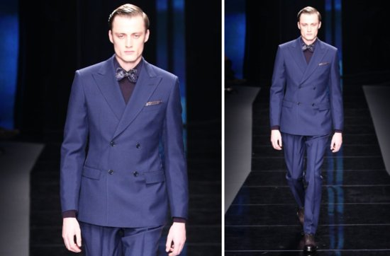statement wedding suits for the groom Salvatore Ferragamo 1