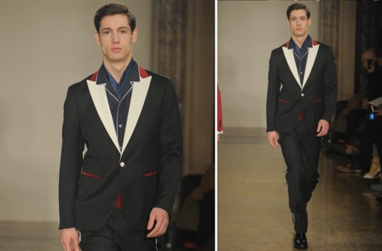 statement suits for grooms unique grooms attire Moschino