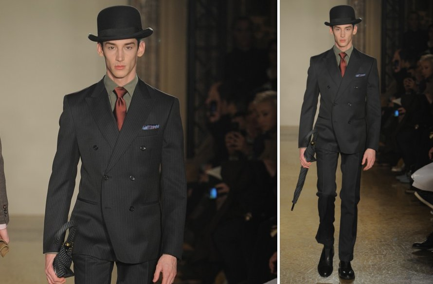 statement suits for grooms unique grooms attire Moschino 4