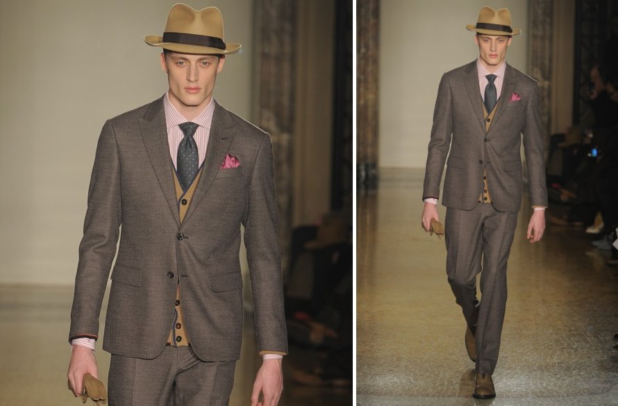 statement suits for grooms unique grooms attire Moschino 3