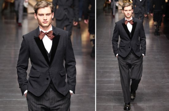 statement suits for grooms unique grooms attire Dolce Gabbana 3