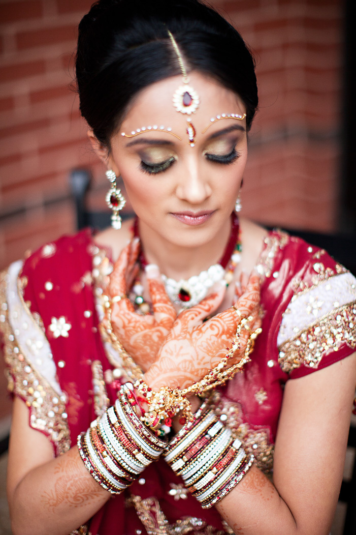 Cultural-real-wedding-indian-weddings-chicago-il-gold-red-mahogony-bride-ornate-details.full