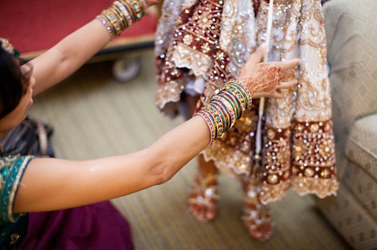 photo of Stunning Real Wedding: East Meets West in Perfect Harmony
