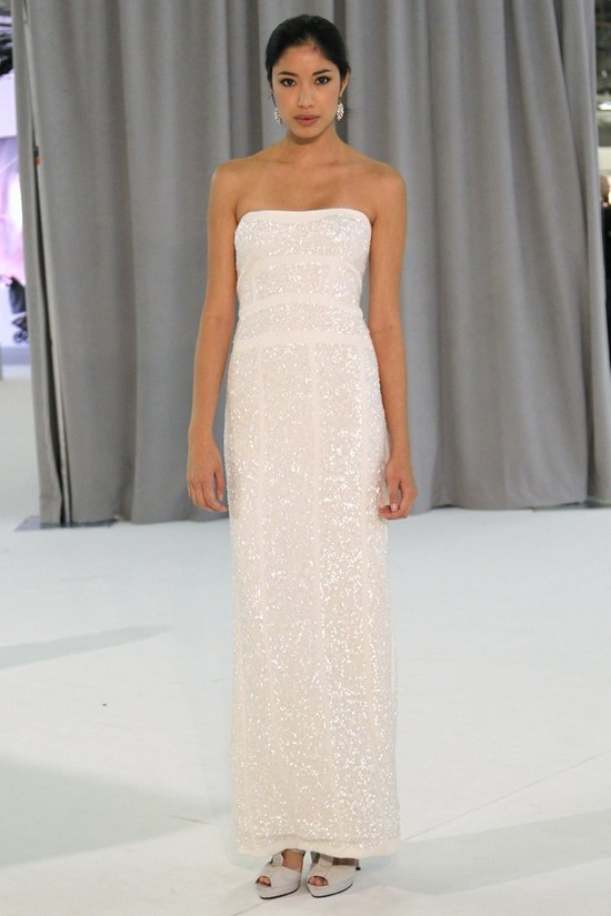 wedding dress fall 2012 bridal gowns nicole miller 6