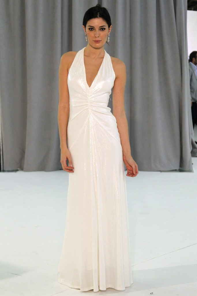 wedding dress fall 2012 bridal gowns nicole miller 5