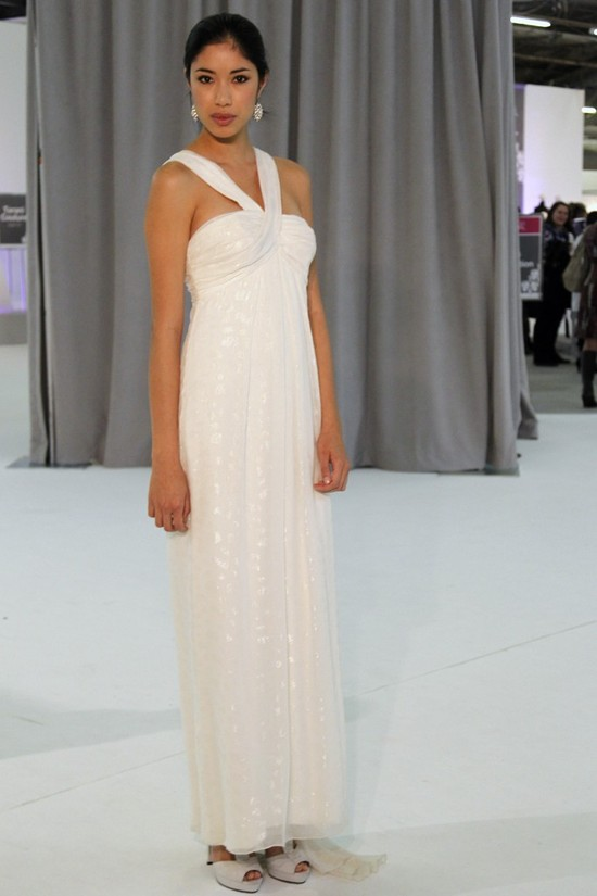 wedding dress fall 2012 bridal gowns nicole miller 4