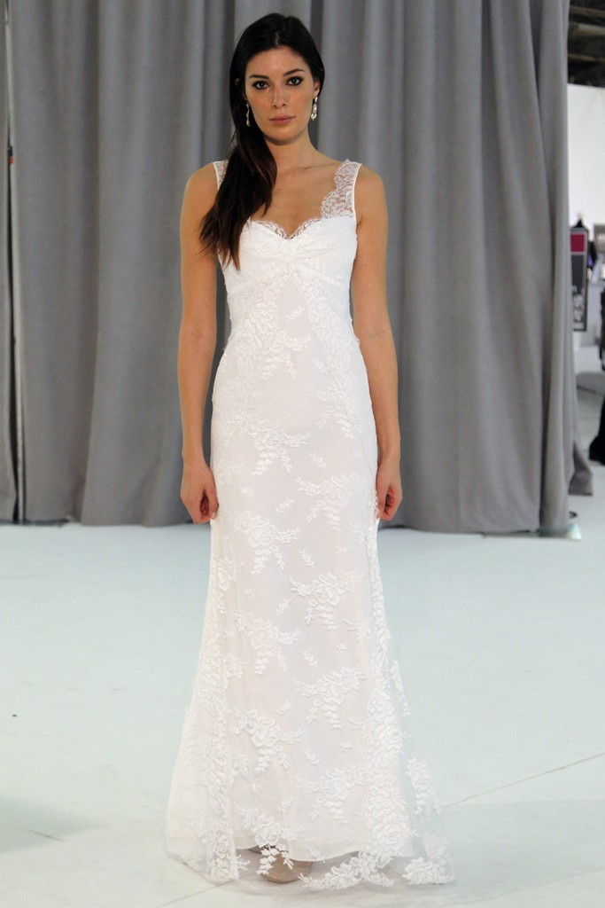 wedding dress fall 2012 bridal gowns nicole miller 2