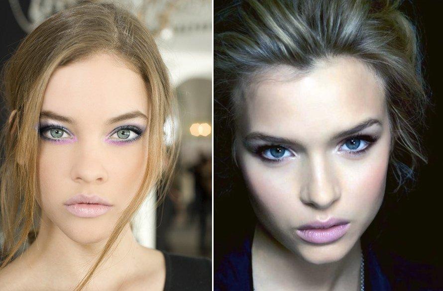 Wedding-makeup-inspiration-pink-purple-lips-and-eyes.full