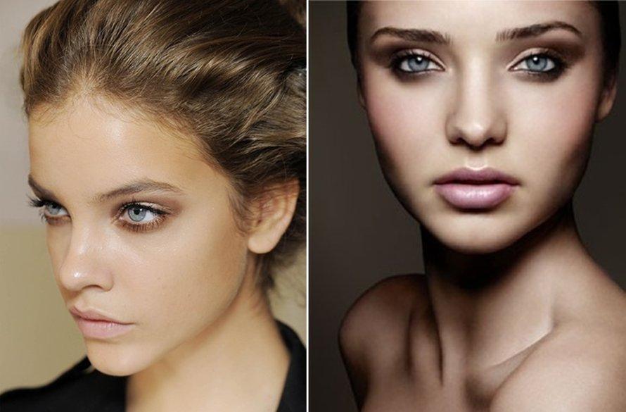Gorgeous-wedding-makeup-bridal-beauty-inspiration-brown-bronze-natural-lips.full