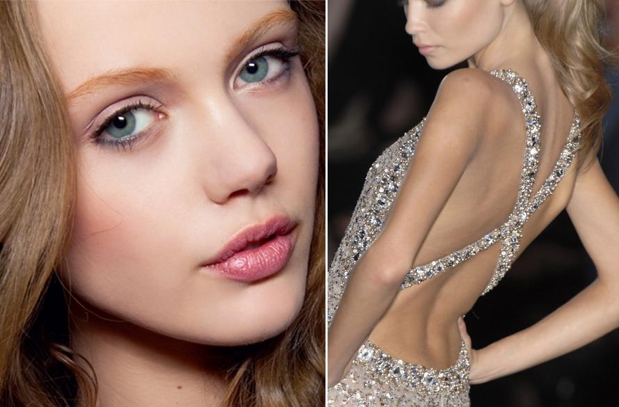 Glam Bridal Makeup : bridal beauty wedding makeup inspiration glam romantic ...