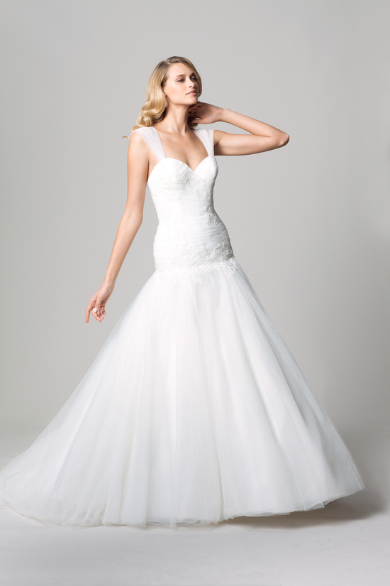 fall 2012 wedding dress WTOO bridal gown by watters 11