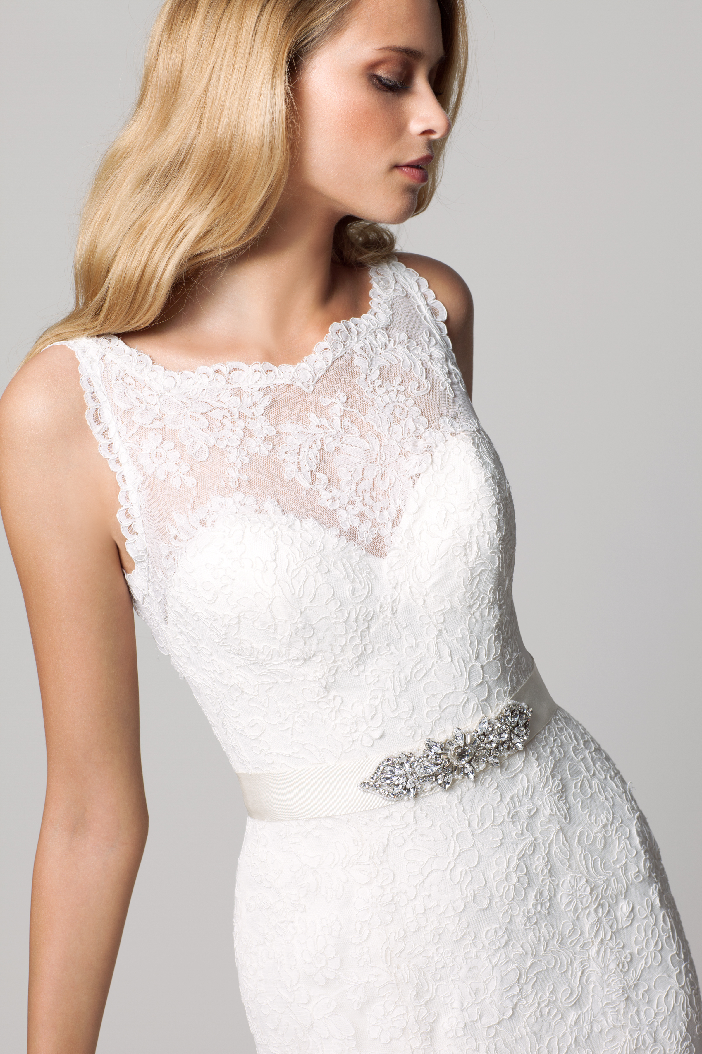 fall 2012 wedding dress WTOO bridal gown by watters lace