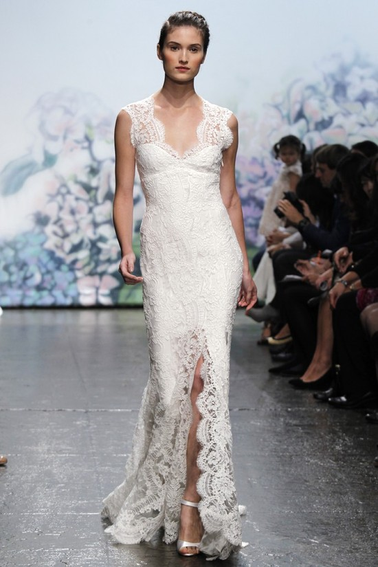wedding dress monique lhullier bridal gowns fall 2012 mila