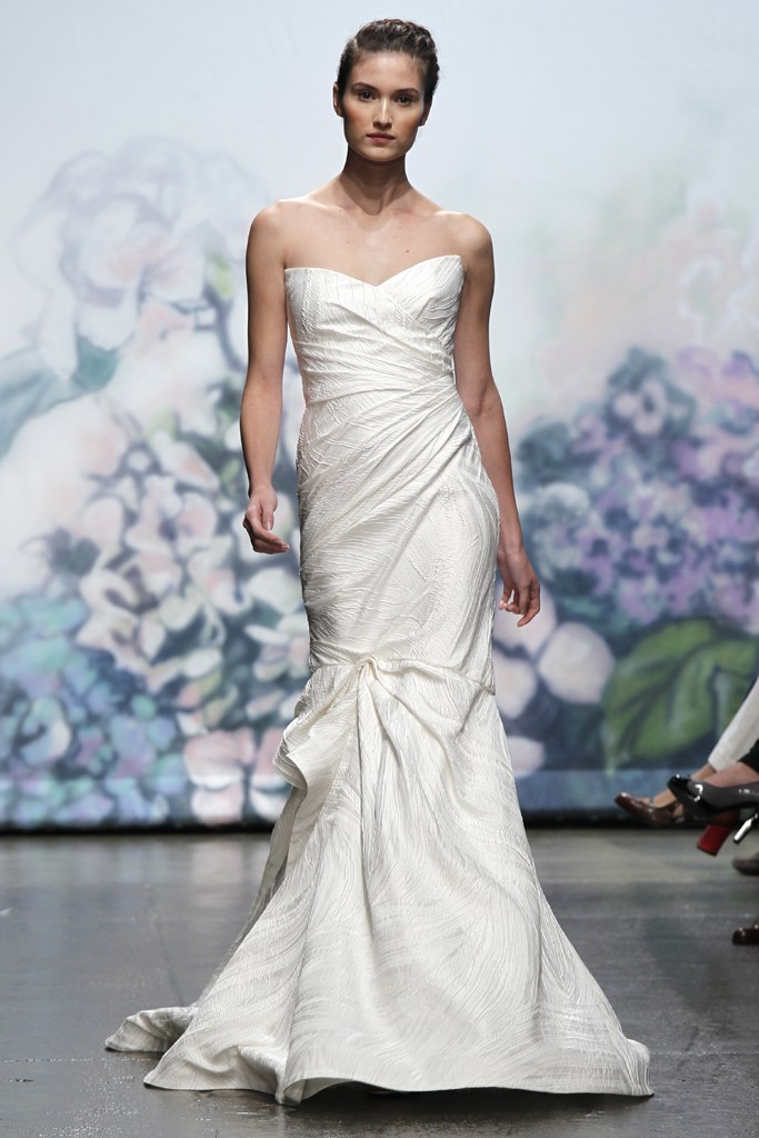 wedding dress monique lhullier bridal gowns fall 2012 jenna