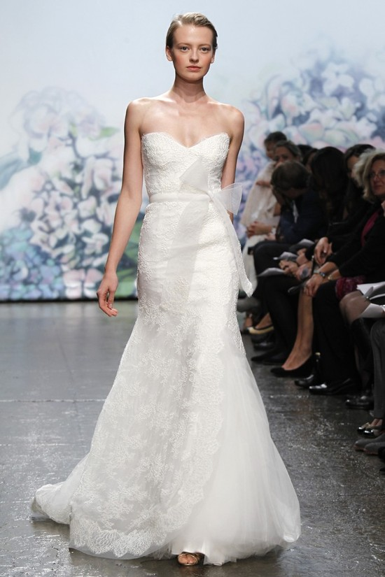 wedding dress monique lhullier bridal gowns fall 2012 emma