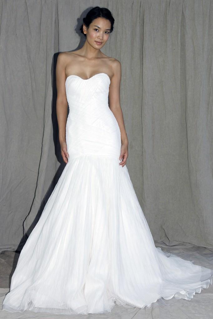 Wedding Dress Lela Rose Bridal Spring 2012 5
