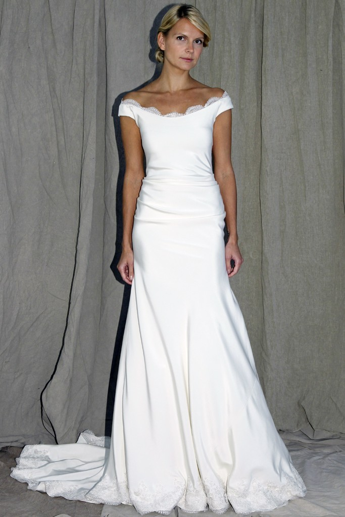 wedding dress lela rose bridal spring 2012 4