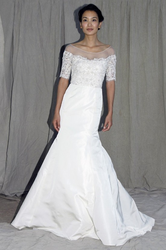 wedding dress lela rose bridal spring 2012 3