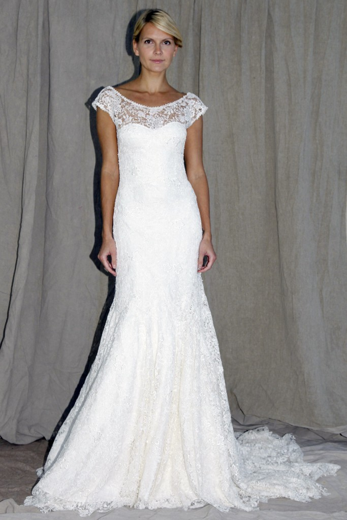 wedding dress lela rose bridal spring 2012 2