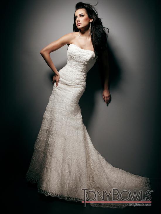 photo of Tony Bowls Bridal for Mon Cheri