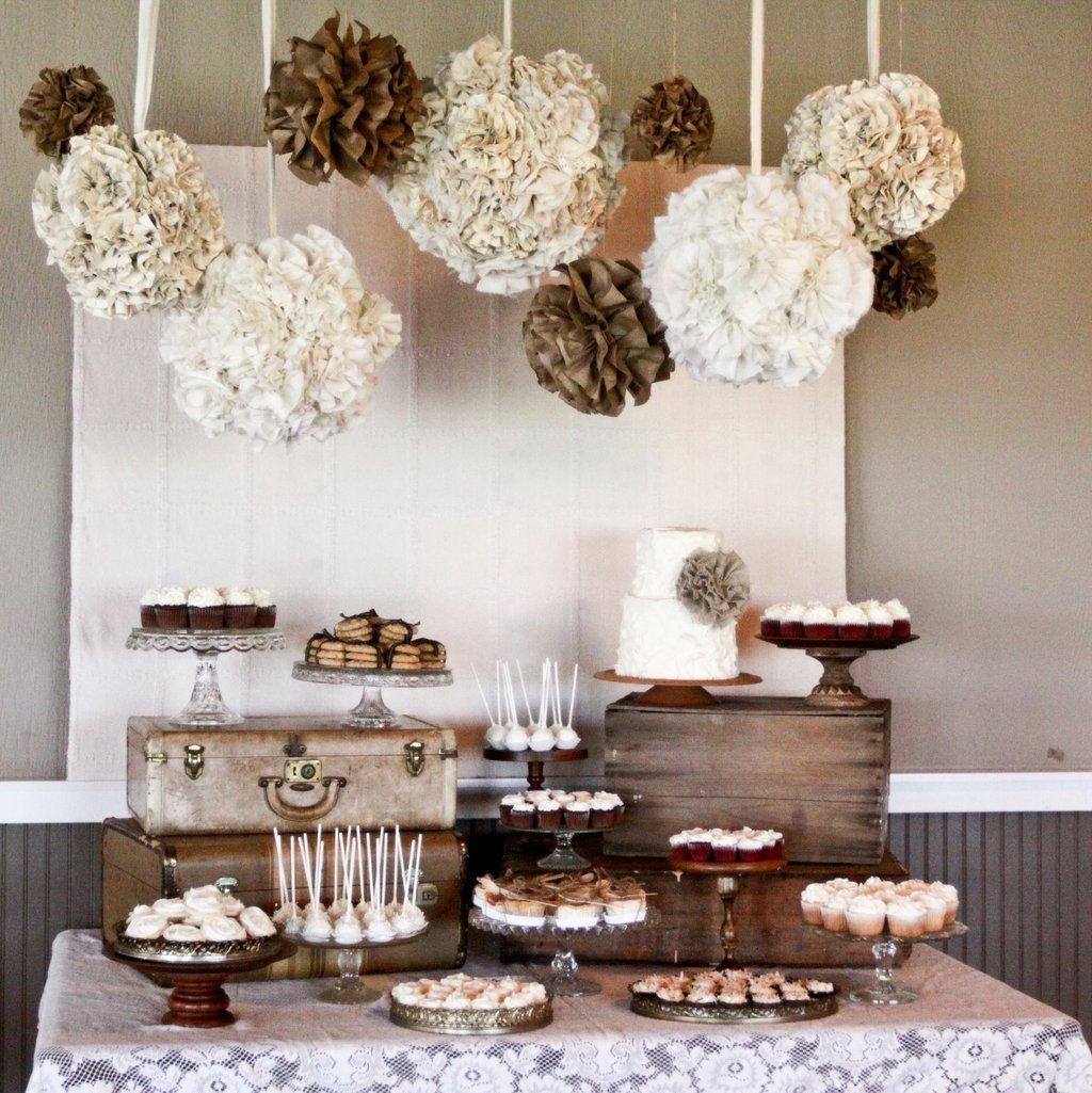 Burlap-lace-wedding-reception-decor-rustic-elegant-neutral-tones-dessert-table.full