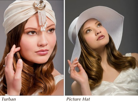 photo of The Fine Art of Choosing a Wedding Hat