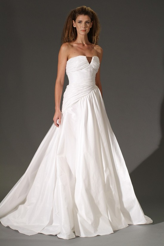 wedding dress fall 2012 douglas hannant bridal 10