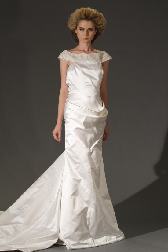 wedding dress fall 2012 douglas hannant bridal 9