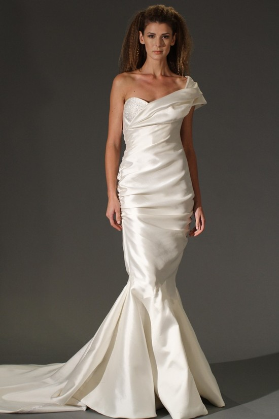 wedding dress fall 2012 douglas hannant bridal 8