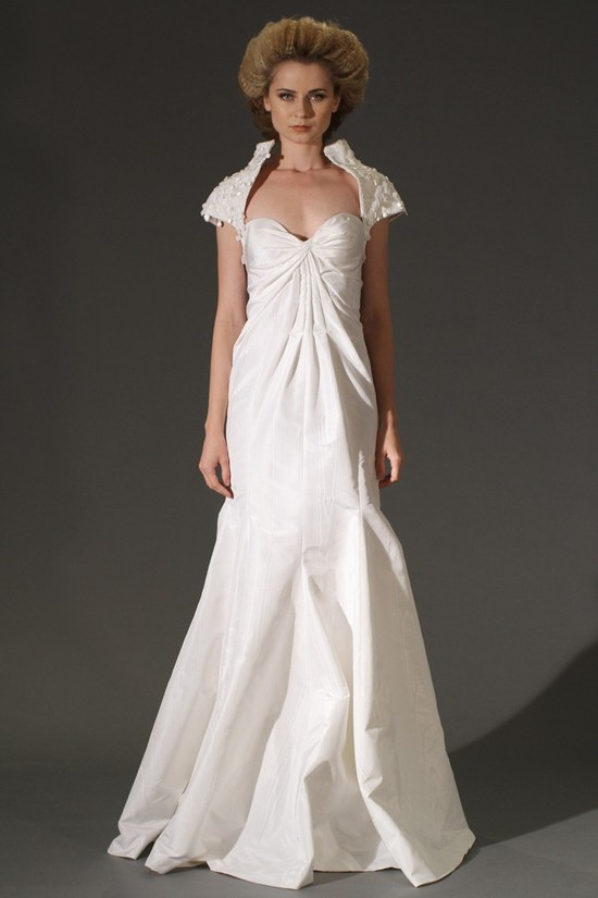 wedding dress fall 2012 douglas hannant bridal 7