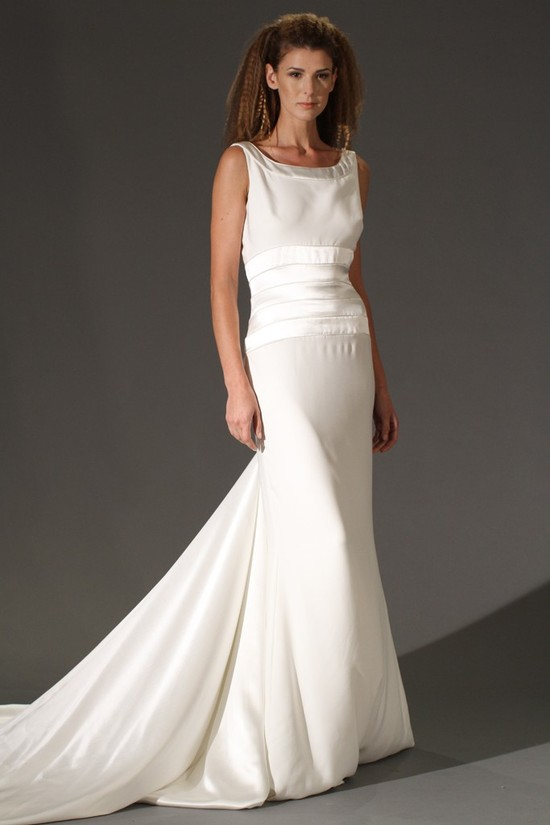 wedding dress fall 2012 douglas hannant bridal 6