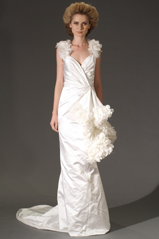 wedding dress fall 2012 douglas hannant bridal 5