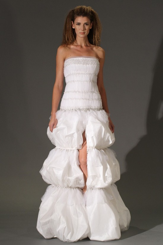 wedding dress fall 2012 douglas hannant bridal 4