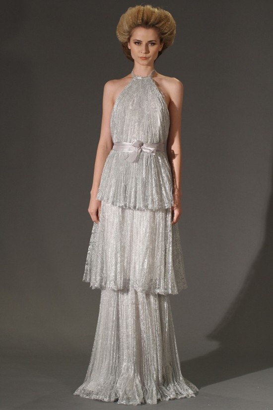 wedding dress fall 2012 douglas hannant bridal 3