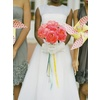Vintage-bride-wears-gloves-holding-pink-peony-bridal-bouquet.square