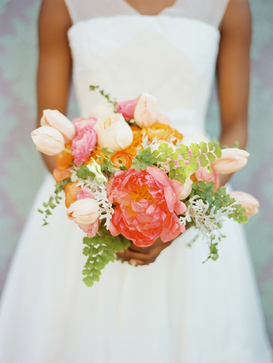 Stunning-wedding-flowers-peach-coral-pink-green-bridal-bouquet.full