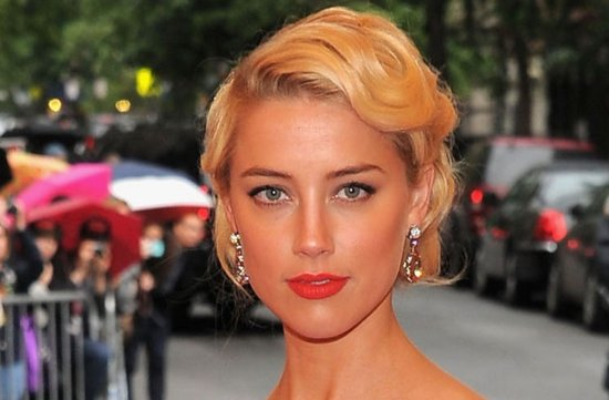 wedding hair makeup inspiration 2012 met ball swirled updo