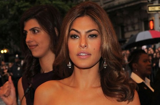 wedding hair makeup inspiration 2012 met ball eva mendez