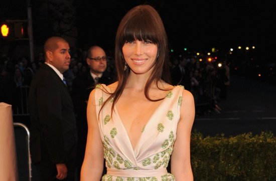 wedding hair makeup inspiration 2012 met ball jessica biel