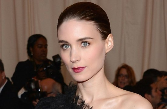 wedding hair makeup inspiration 2012 met ball chic ballet bun rooney mara
