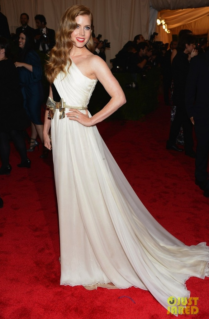 photo of Wedding Fashion Inspiration and Trends from the 2012 Met Ball