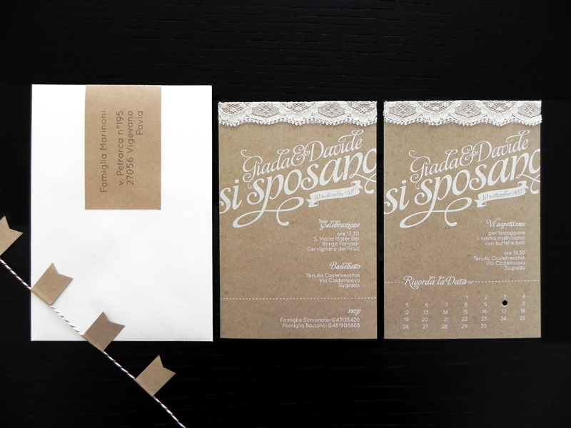 Paper Lace Wedding Invitations romantic handmade weddings 1