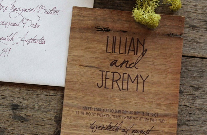 Rustic-wood-wedding-invitation-earthy-hand-calligraphy.full